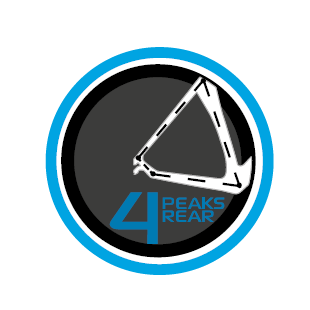 4 PEAKS REAR