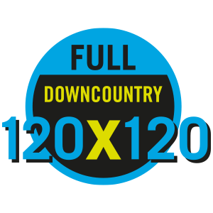 FULL DOWNCOUNTRY 120×120
